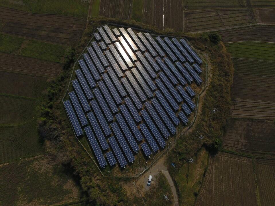 南塩屋太陽光発電所