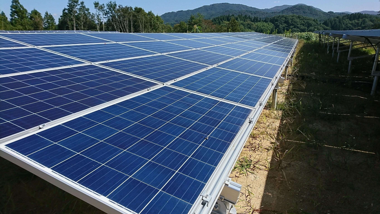 IPP郡山市田村町太陽光発電所
